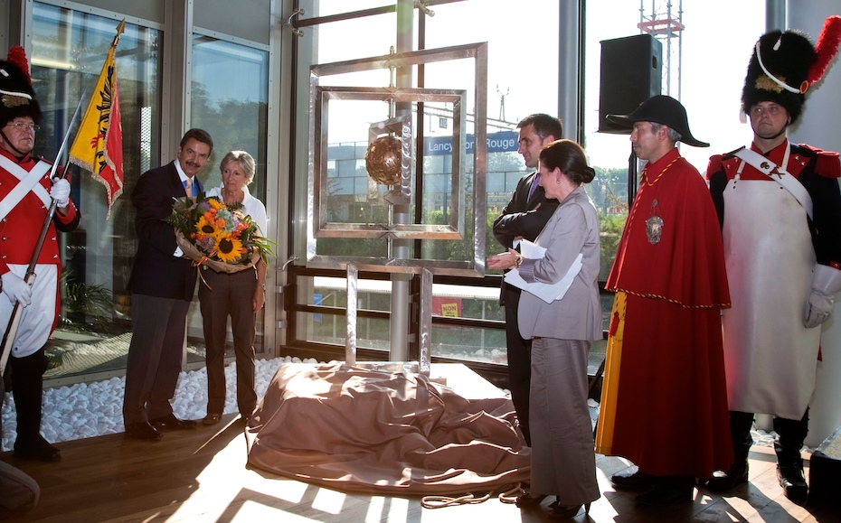 Inauguration Port Franc Genève 2009 - 09